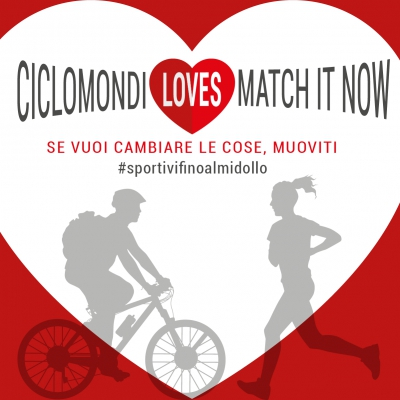 CICLOMONDI LOVES MATCH IT NOW